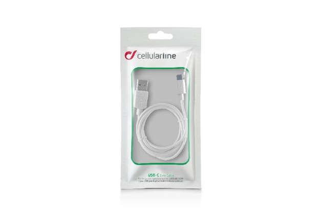Immagine di CAVO DATI 1m USB-A/USB-C  BIANCO