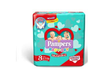 Immagine di Pampers Baby Dry mutandina 6-11 kg 19 pz