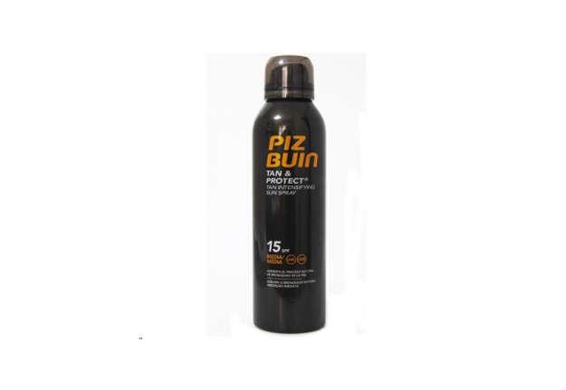 Immagine di Piz buin tan&protect spray spf15 150ml