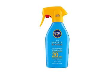 Immagine di Nivea sun protect & bronze spray fp20 300ml