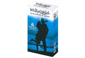 Immagine di Profilattici Willygold classico 6pz