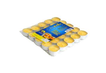 Immagine di 25 Tealight citronella 3.5x1.7cm