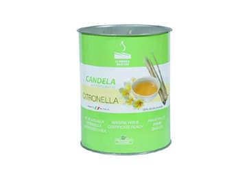 Immagine di Candela citronella eco 10cm xdiam.9cm