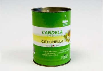Immagine di Candela citronella eco 8cm x diam.6cm