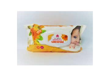 Immagine di Salviettine baby calendula pop-up 72pz