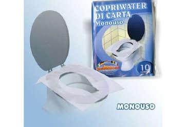 Immagine di Copri water monouso 10pz
