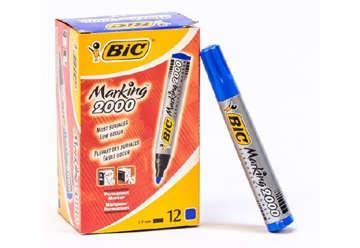 Immagine di Bic marker eco 2000 blu 12pz