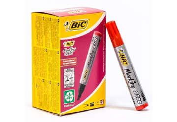 Immagine di Bic marker eco 2300 rosso 12pz