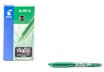 Immagine di Pilot frixion ball cancellabile 07 verde