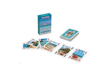Immagine di Mini Poker souvenir Sardegna Azzurro