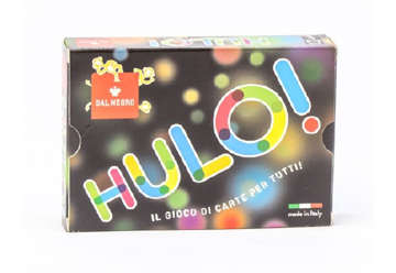 Immagine di Carte da gioco Hulo!