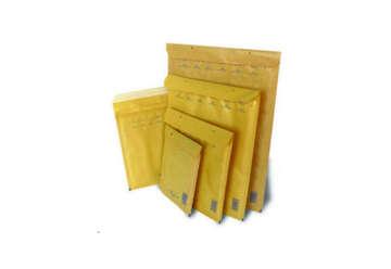 Immagine di Busta sacboll gialli 14x27/12x21 B