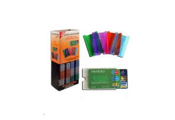 Immagine di Portacard magnetiche alplast 1 scomparto