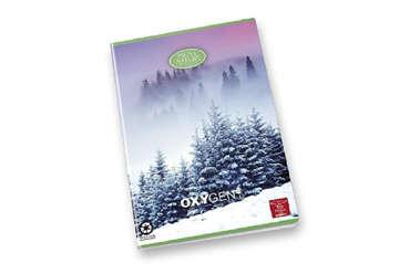 Immagine di Quaderno A4 Nature Oxygeno 1 rigo 1R
