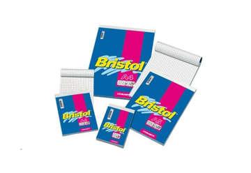 Immagine di Block notes blasetti bristol A4 5mm