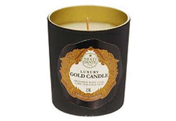 Immagine di Candela profumata 160g -  Gold 60th anniversario
