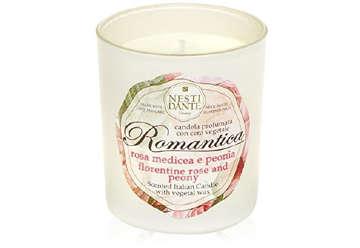 Immagine di Candela profumata 160g - Romantica - Rosa e Peonia