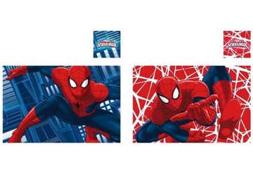 Immagine di Tovaglietta + sottobicchiere plastificato Spiderman 43x28cm
