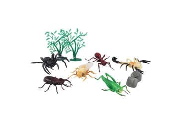 Immagine di Busta animali (oceano e insetti)