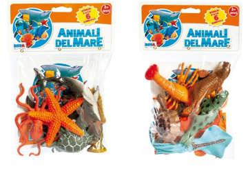 Immagine di Animali del Mare in Busta 6 Pz
