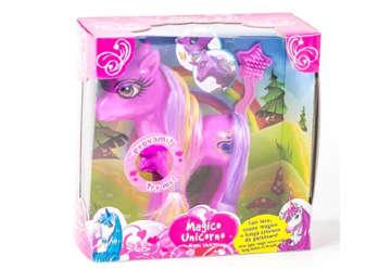 Immagine di Unicorno Pony con luci e suoni