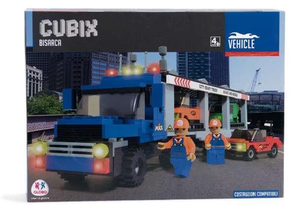 Immagine di Costruzioni camion portatutto 454pz