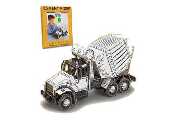Immagine di To Do - Cement mixer - Betoniera