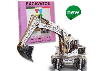 Immagine di To Do - Excavator - Scavatore