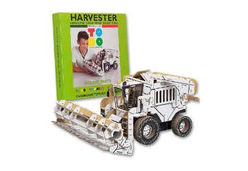 Immagine di To Do - Harvester - Mietitrice