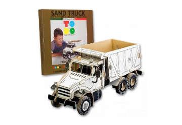 Immagine di To Do - Sand Truck - Camion sabbia
