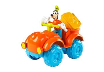 Immagine di Mickey Mouse e Pippo - Veicoli assortiti