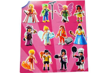 Immagine di Playmobil Girls serie 4
