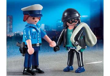 Immagine di Poliziotto e ladro
