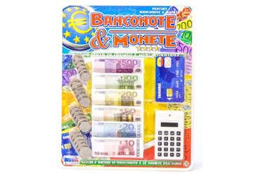 Immagine di Blister banconote e monete in expo 6pz