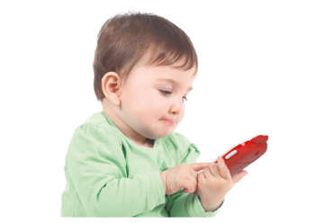 Immagine di Baby Smarthphone