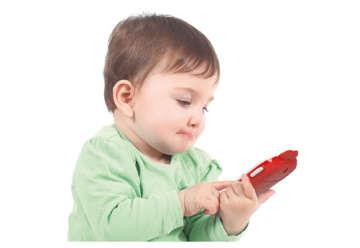 Immagine di Baby Smarthphone