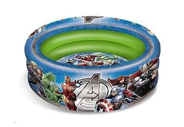 Immagine di Piscina 3 anelli Avengers 100cm