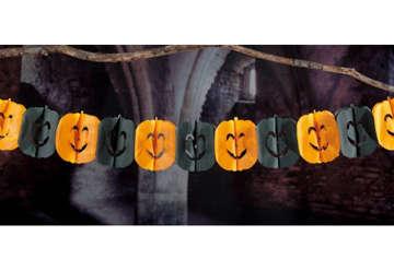 Immagine di Festone Halloween carta