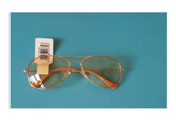 Immagine di Occhiale uomo computer oro mod.036