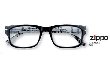 Immagine di Occhiale lettura Zippo +2.00 Black