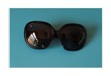 Immagine di Occhiale donna sole nero mod. 020
