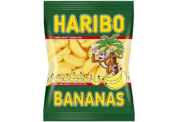 Immagine di Haribo Bananas 100gr