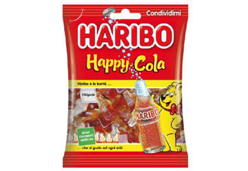 Immagine di Haribo Happy Cola 100gr