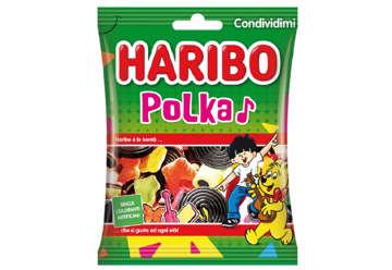 Immagine di Haribo Polka 100gr