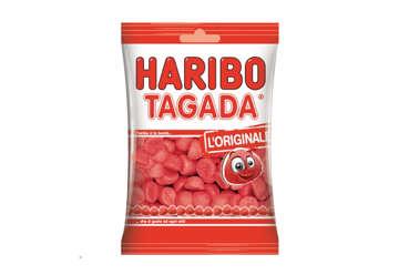 Immagine di Haribo Tagada 100gr