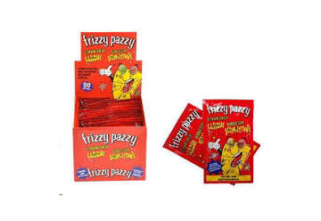 Immagine di Frizzy pazzy fragola box 50 bustine