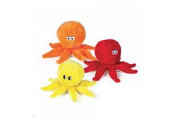Immagine di Polpo 30 cm 3 colori assortiti