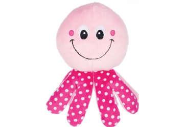 Immagine di Polpo con suono assortito rosa e azzurro