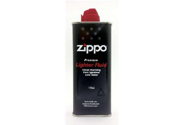 Immagine di Fluido ricarica Zippo (benzina Zippo) 125ml