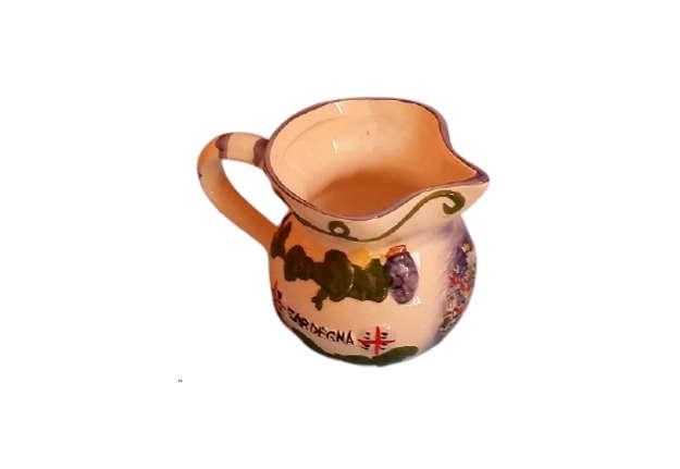Immagine di Caraffa Sardegna in ceramica
